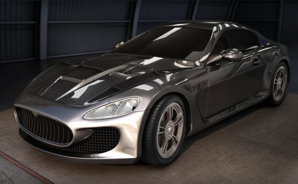 Automotive Modeling in 3ds Max