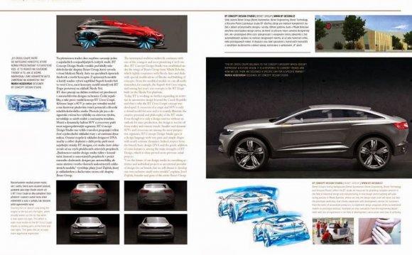 Auto Design Magazine: Auto