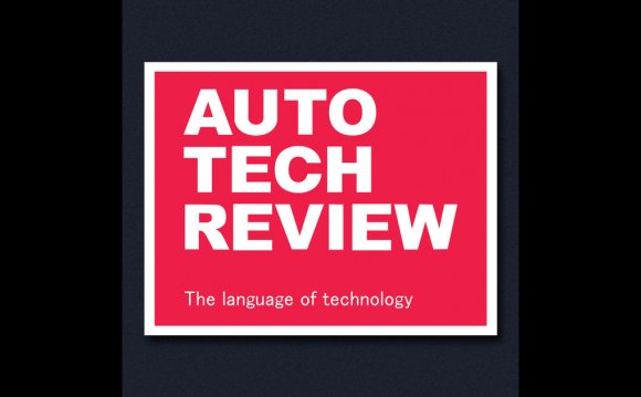 Auto Tech Review on the App