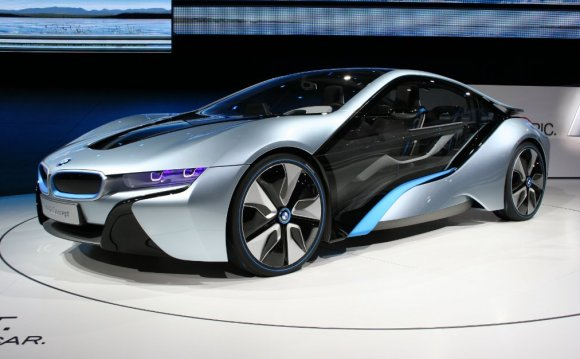 Next generation sports car