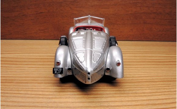 Designer Cars We Remember