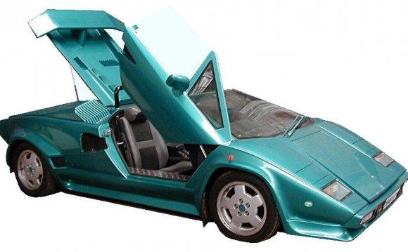 Sports Car Body Build By