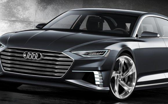 Audi Prolouge concept