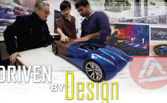 Automobile car Design
