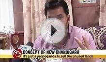 Concept of New Chandigarh
